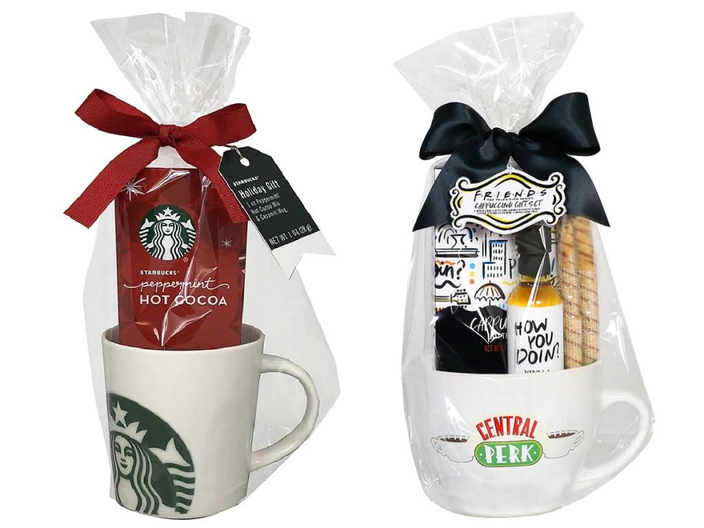 Paket hadiah Starbucks dan Teman