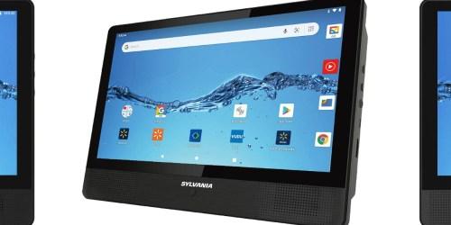 Sylvania 10″ Tablet & Portable DVD Player Combo Just $59 Shipped on Walmart.com (Regularly $89)
