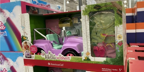 American Girl WellieWishers Vehicle Bundle Only $54.99 Shipped on Costco.com