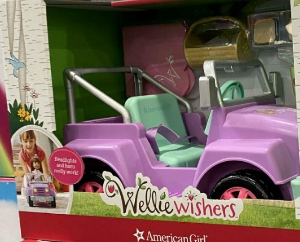 Wellie Wishers Jeep