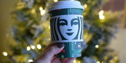 Buy One Starbucks Drink Tomorrow, Get a Coupon for a FREE Drink Next Week | Valid 11/30 Only