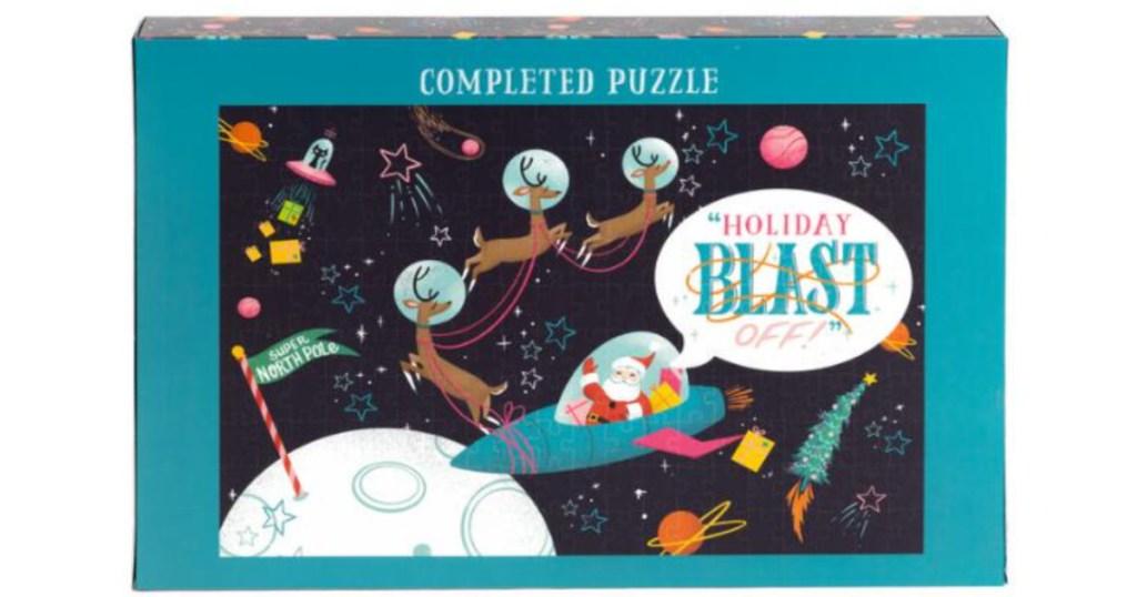 world market puzzle advent calendar