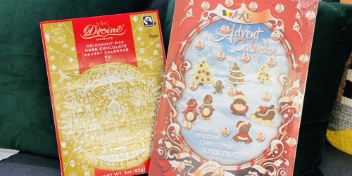 World Market Advent Calendars from $5.75 w/ Free Curbside Pickup (Regularly $8+)