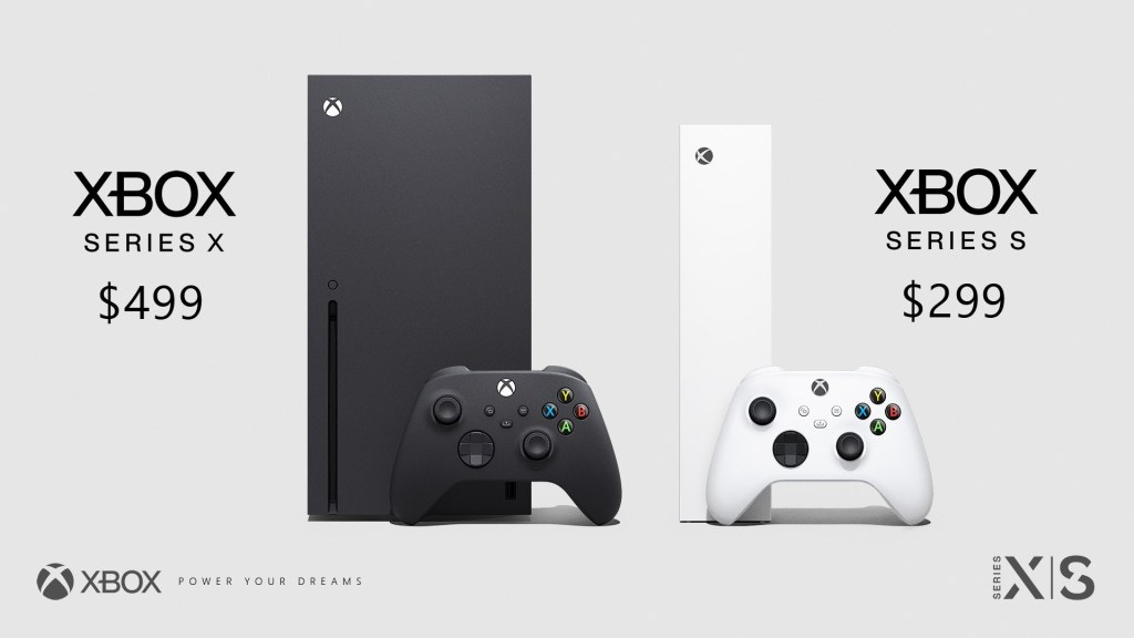 microsoft x box video game console