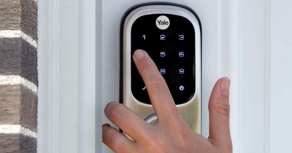 Yale Assure Lock w/ Wi-Fi & Bluetooth Touchscreen