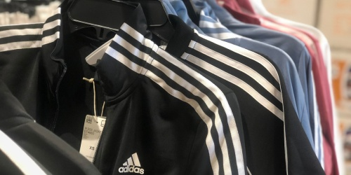 Adidas Sweatshirts, Jackets & More ONLY $17.99 on Zulily | Great Gift for Teens