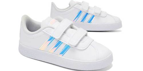 Adidas Kids Sneakers from $14.99 on Zulily.com (Regularly $40+)