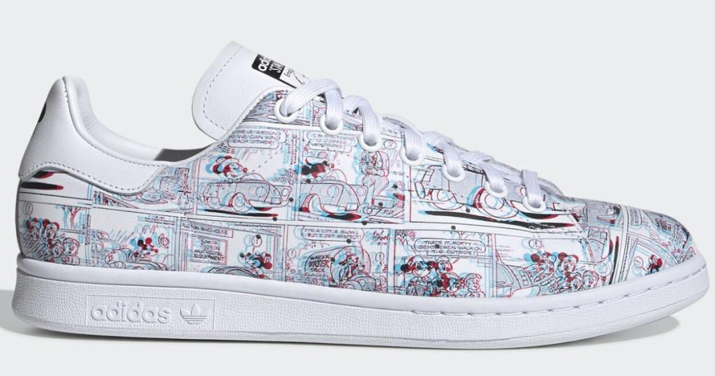 adidas mickey mouse shoe one shoe