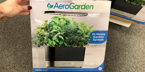 AeroGarden Indoor Garden & Seed Kit from $68.99 (Regularly $150) | Free Shipping for Select Kohl's Cardholders