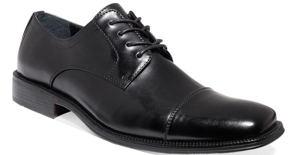 black lace up mens dress shoes
