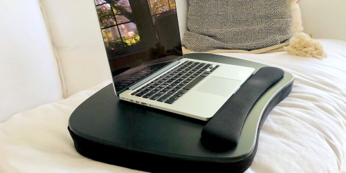 This Lap Desk Has Been a Total Game-Changer & It's Under $27!