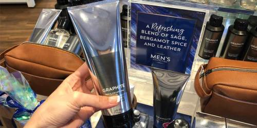 Bath & Body Works Men's Body Care Products Only $5.50 Each (Regularly $13.50+) | Great Stocking Stuffers