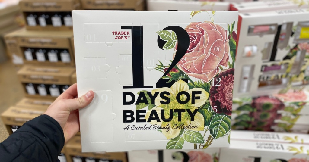kalender munculnya kecantikan di toko