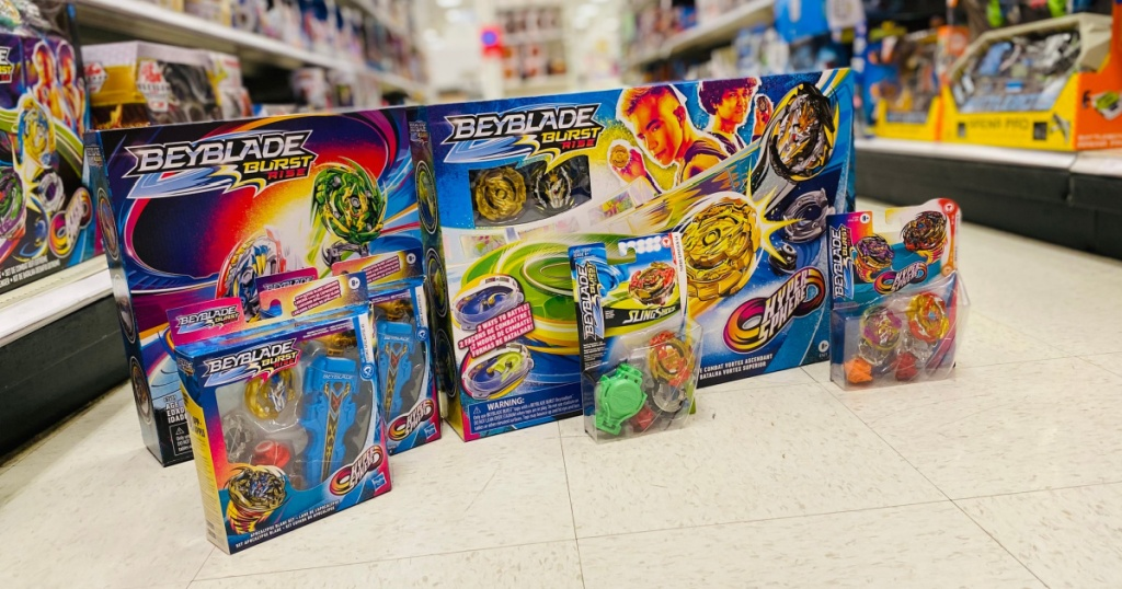 beyblades in store at target