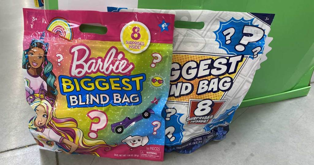two biggest blind bags