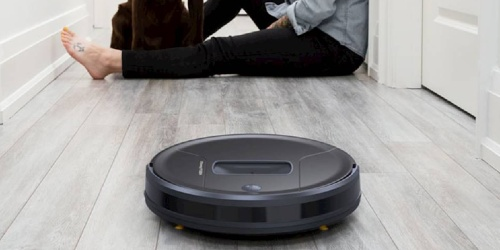 bObsweep PetHair Wi-Fi Robotic Vacuum Only $239.99 Shipped on HomeDepot.com (Regularly $438)