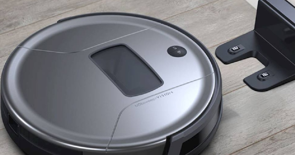 bobsweep pethair vision robot vacuum with wifi