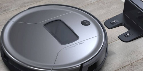 bObsweep WiFi Connected Robot Vacuum Only $199.99 Shipped on BestBuy.com