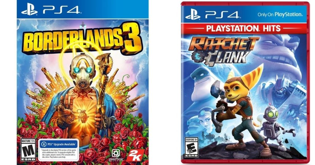 borderlands and ratchet and clank