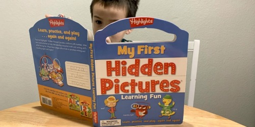 These Highlights Hidden Pictures Books Make the Best Gifts (+ Save w/ Our Exclusive Code!)