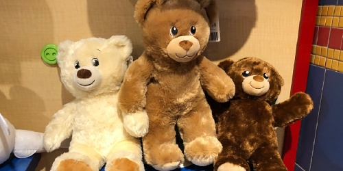 Build-A-Bear Black Friday Sale | Furry Friends from $8 Online + New Cubscription Box