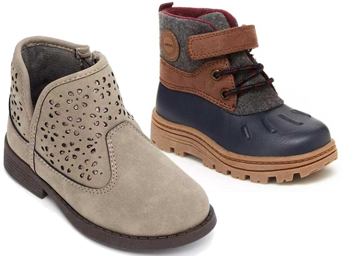 sepatu bot perempuan dan laki-laki