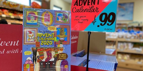 9 of the Best Chocolate Advent Calendars (Starting at Only 99¢!)