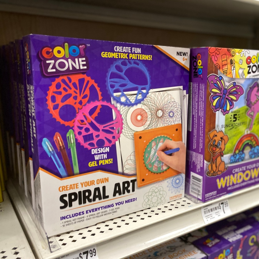 Color Zone Activity Kits