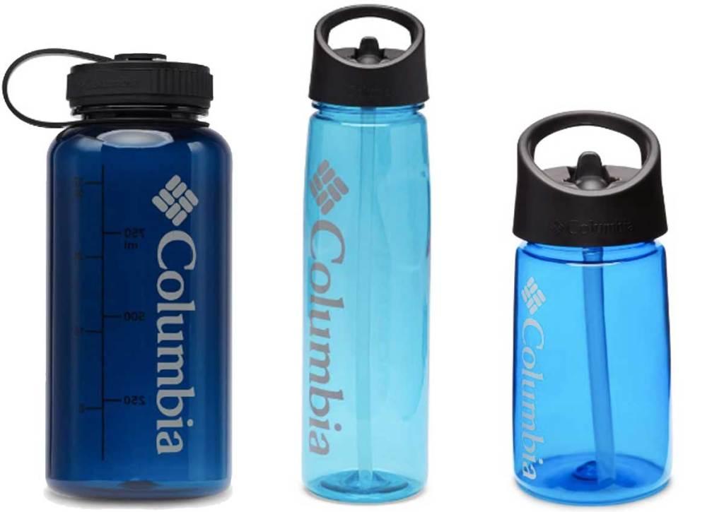 columbia water bottles