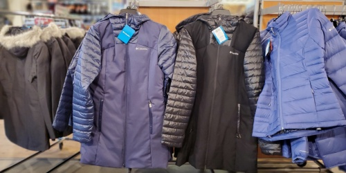 50% Off Columbia Puffer Jackets for the Whole Family | Women's Long Puffer Coats Just $49.50 Shipped
