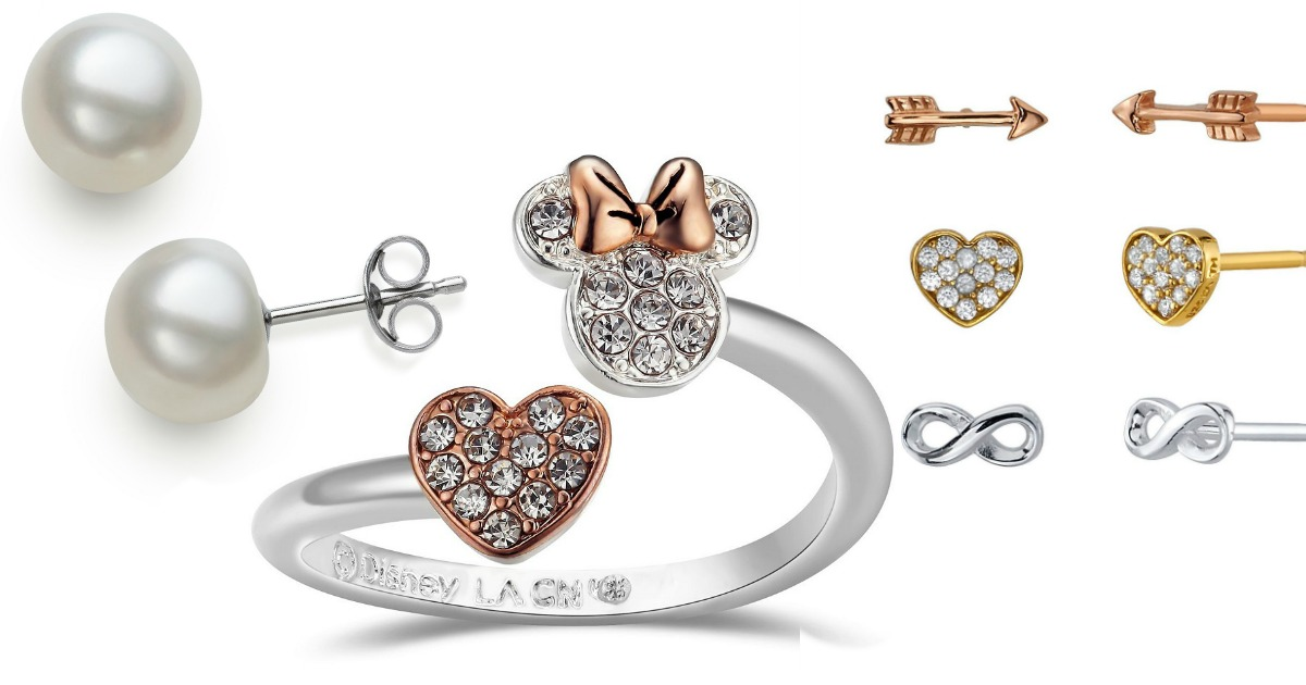 stock images of earrings and rings