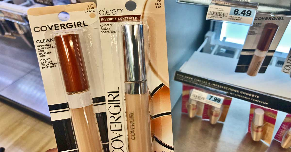 makeup being held in store