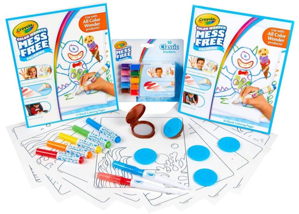 crayola color wonder kit