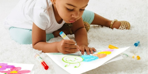 Crayola Color Wonder 80-Piece Mess-Free Activity Set Only $16.99 Shipped for Amazon Prime Members