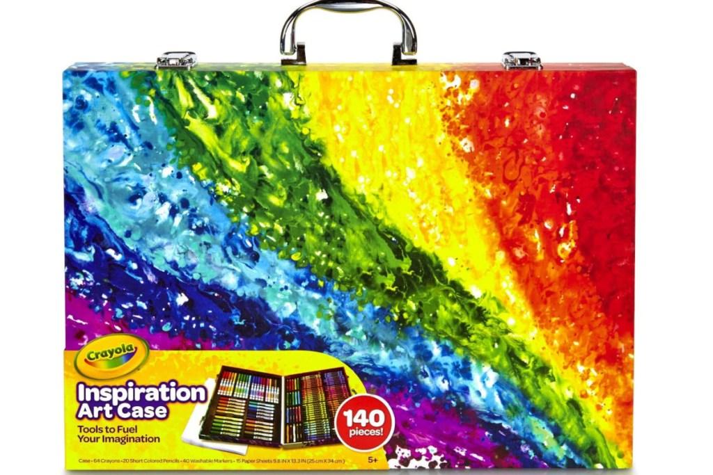 crayola coloring case