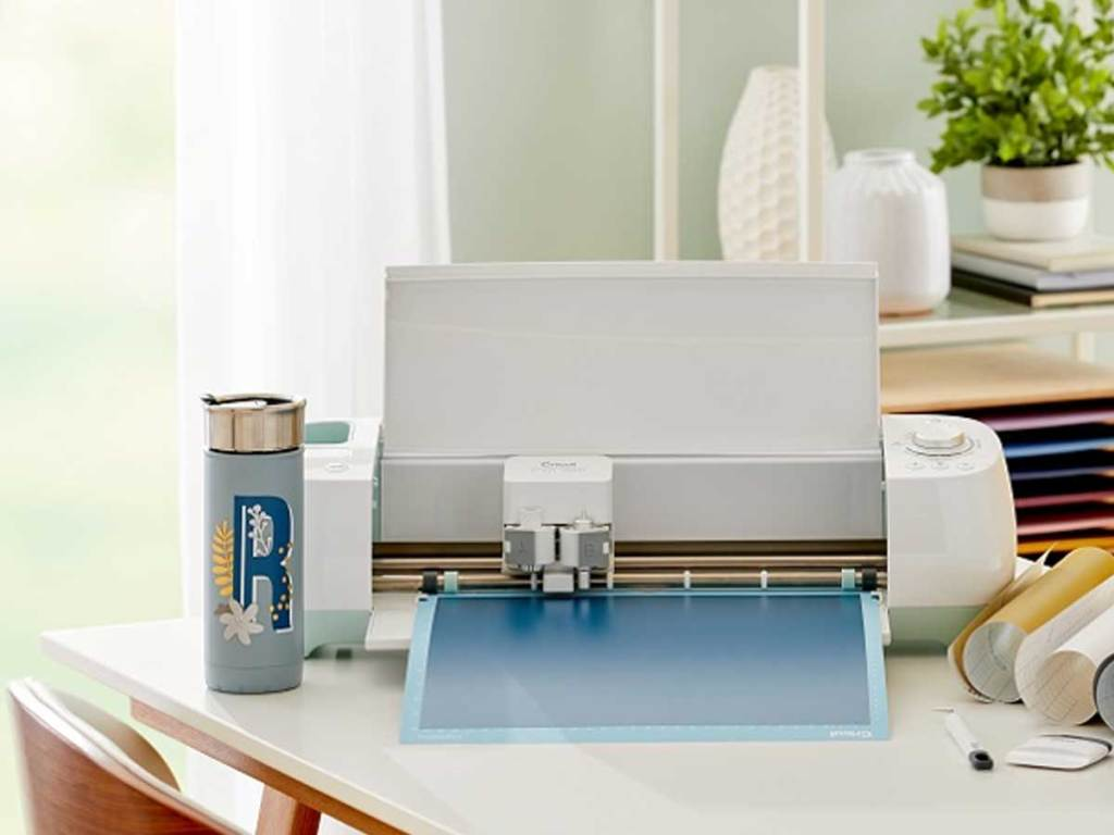 newest cricut explore air on craft table