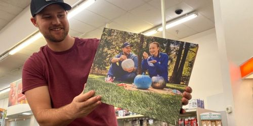 11×14 Canvas Photo Print Only $9.99 w/ Free Same Day Pickup at CVS (Regularly $50)