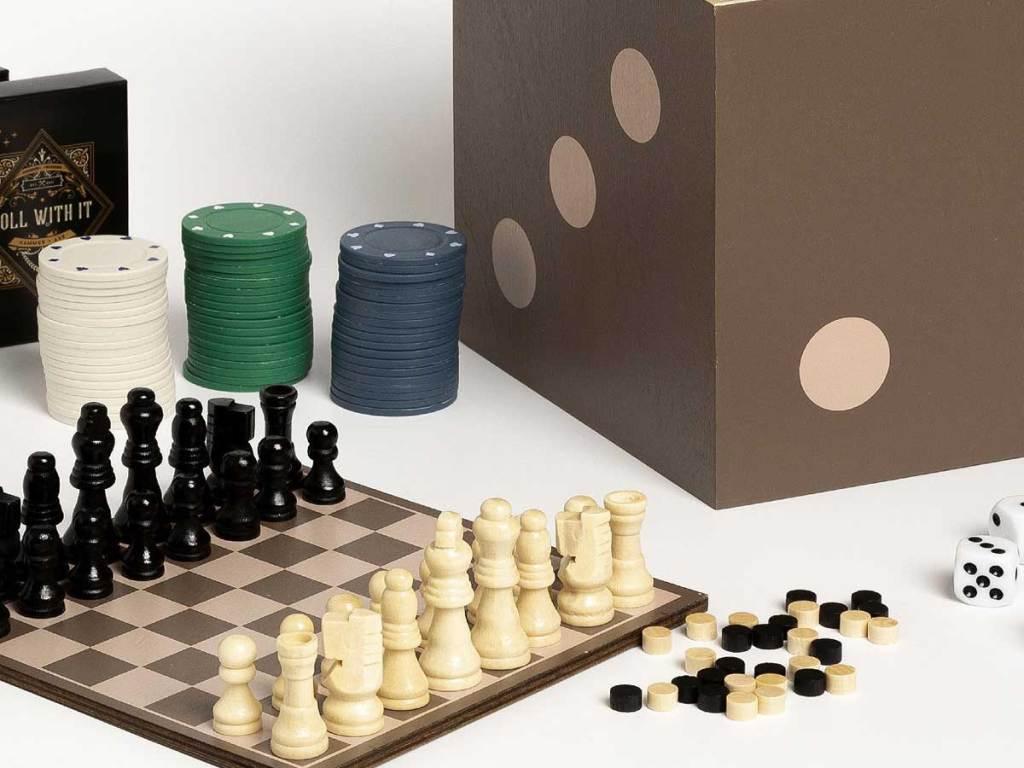 dice box game