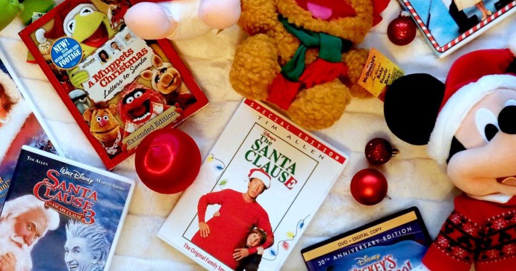 disney christmas movies with accessories