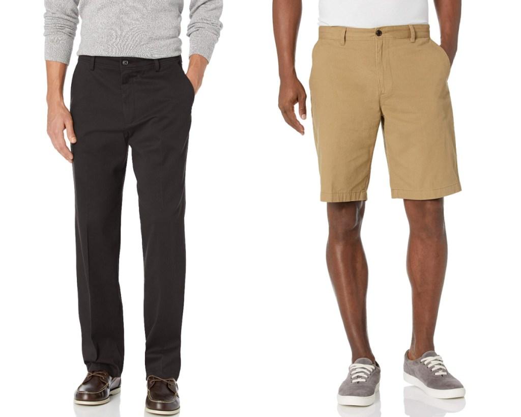 dockers pants and shorts