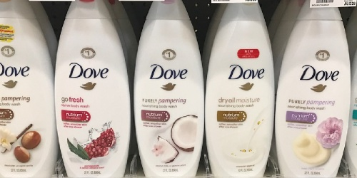 Buy 1, Get 1 Free Dove Body Wash BIG Bottles at Walgreens (In-Store and Online)