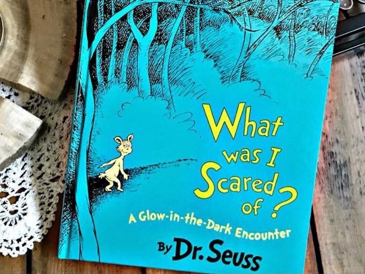 What was I scared of by Dr. Suess book