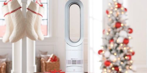 Dyson Hot & Cool Bladeless Fan & Heater Just $273.88 Shipped on QVC.com (Regularly $450)