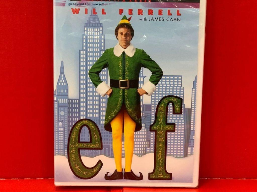 elf Film Blu-ray
