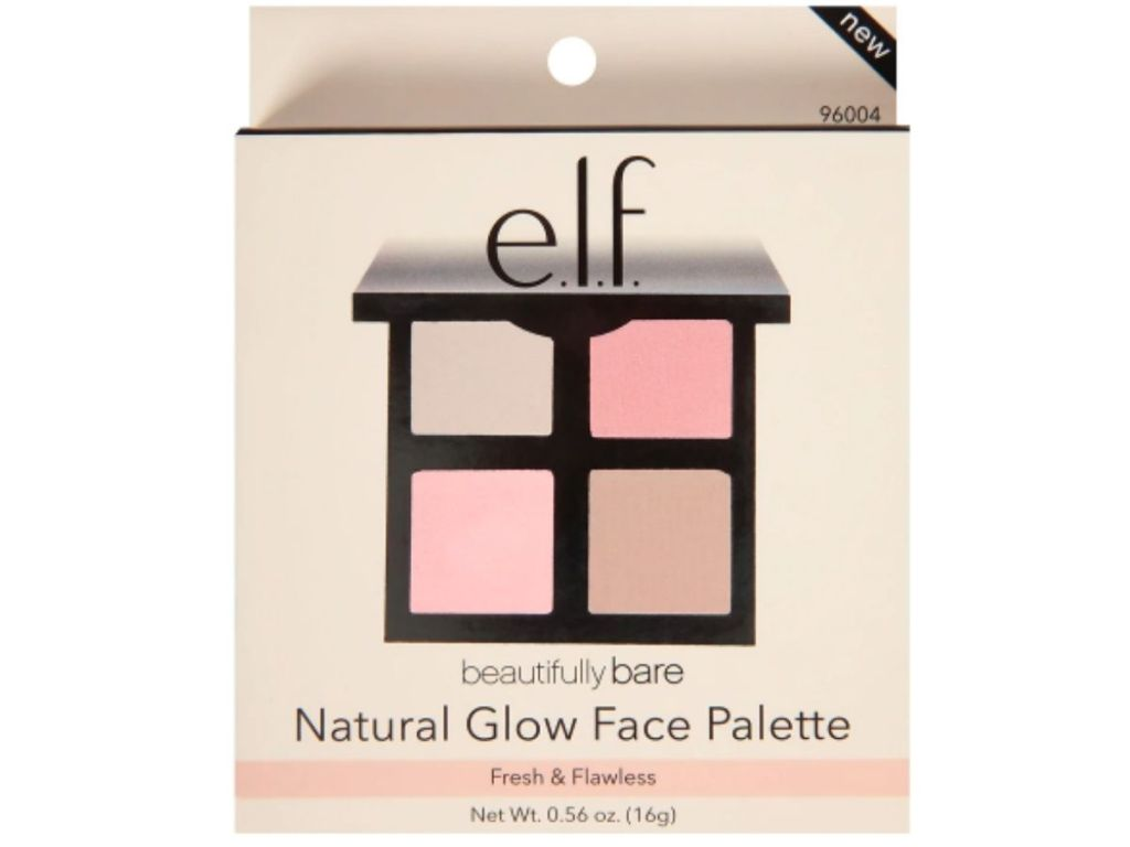 elf face palette