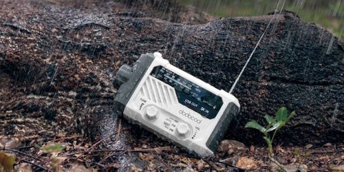 Emergency Weather Radio Only $23.99 Shipped for Amazon Prime Members | Cyber Monday Deal