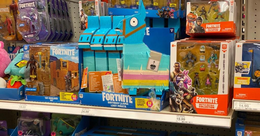 fortnite toys in store