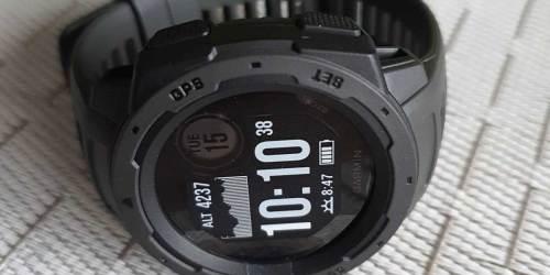 Garmin Instinct GPS Watch Just $149.99 Shipped on Amazon (Regularly $300)