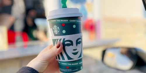 We've Figured Out a Way You Can Order a Starbucks Gingerbread Latte!