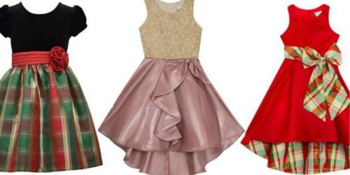 Girls Holiday Dresses Just $13 on Belk.com (Regularly up to $84)